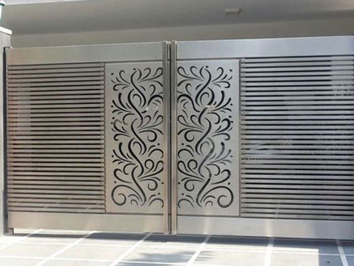 ss laser cutting fabrications in coimbatore