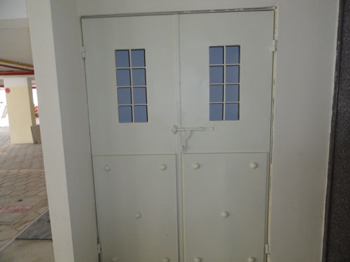 safety door design in coimbatore