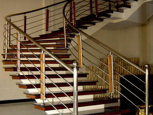 ss staircase fabrications in coimbatore