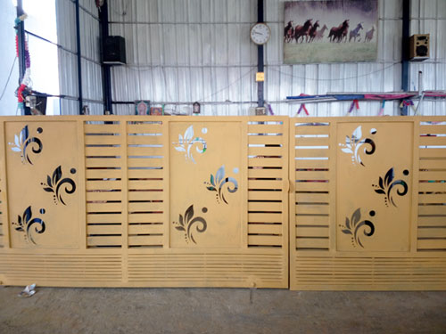 ss gate design in coimbatore